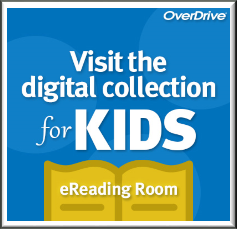 CamelliaNet eReading Room Button - KIDS