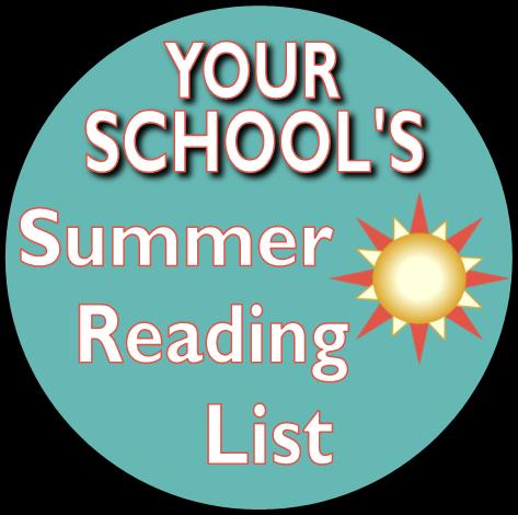 School Summer REading Button